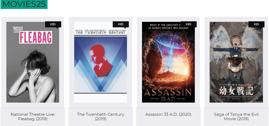 Movies25