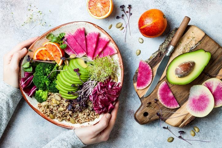 Staying a Healthy Vegan