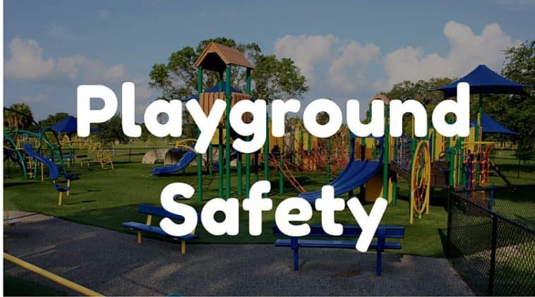 Get To Know About The Safety Measures Of Playgrounds