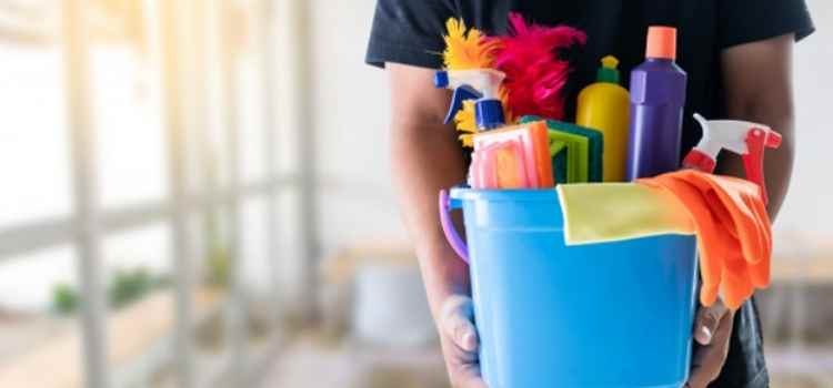 Giddy-up and Tidy Up_ Your Checklist for General Cleaning at Home