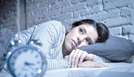 What is the Reason for Disturbed Sleep