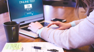 Online preparation for test, College, University Exams