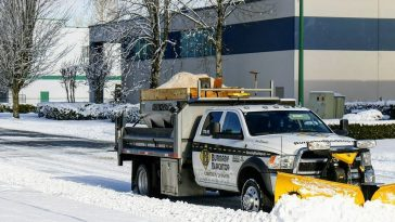 Professional Snow Removal Company