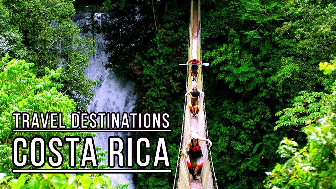 Lost Into The Tropical Sensation In Costa Rica To Visit