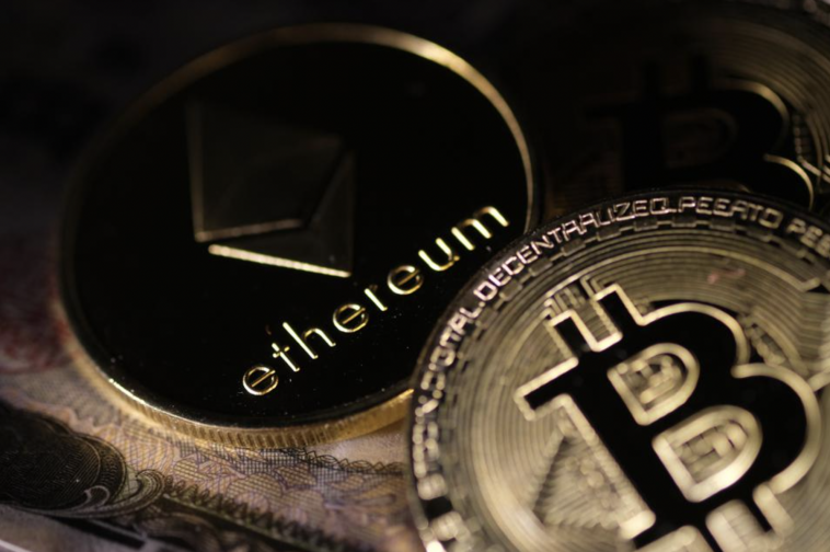 Ethereum Is Eclipsing Bitcoin in The Cryptocurrency Market