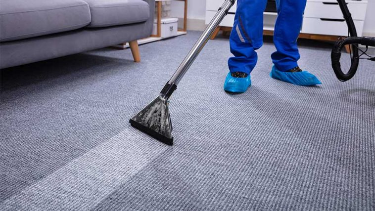 Top 5 Types of Carpet Cleaning Methods used by Professionals (Carpet Bright UK)