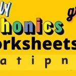 Everything you need to know about phonics worksheet