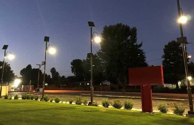 Things to look at before buying pole lights